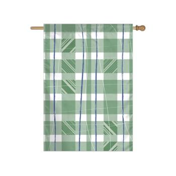 Block Chart Custom Garden Flag (28Inch-40Inch)