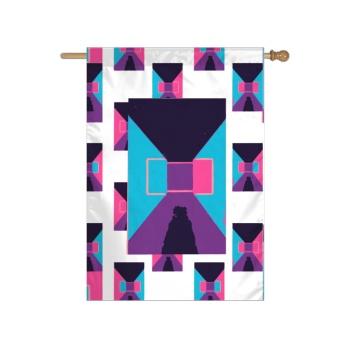 Graph Creativity Custom Garden Flag (Double-Sided 28Inch-40Inch)