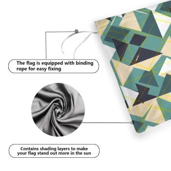 Graph Creativity Custom Garden Flag (12Inch-18Inch)