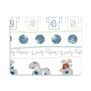 Wacky Cartoon Custom Mouse Pad (7.1Inch-8.7Inch)