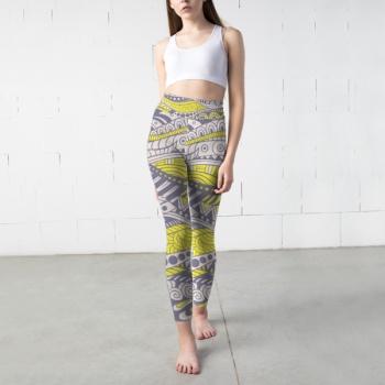 Pattern 4 Custom Yoga Pants