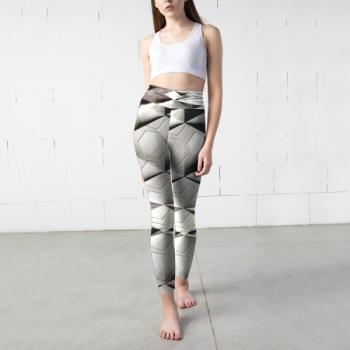 Pattern 3 Custom Yoga Pants