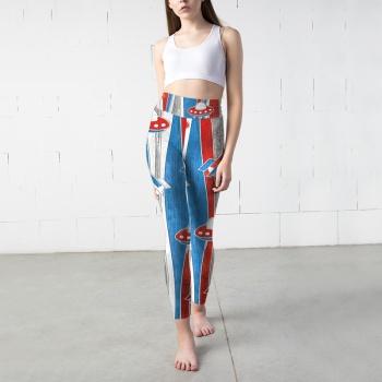 UFO Custom Yoga Pants