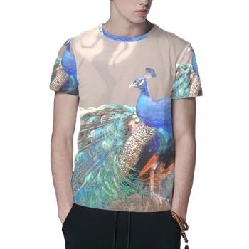 Dancer Custom All Surface  Men's T-shirt
