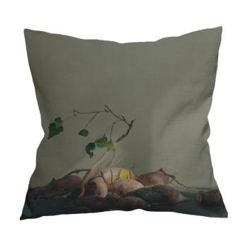 Sweet potatos 1 Custom Flax Pillowcase