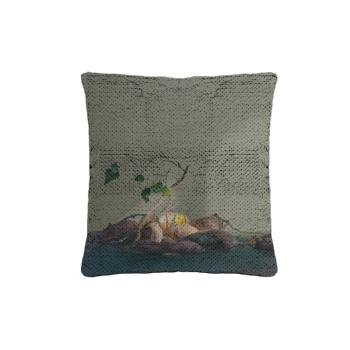 Sweet potatos 1 Custom Sequin Pillowcase