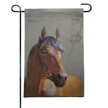 Horse Custom Garden Flag (12.5Inch-18Inch)