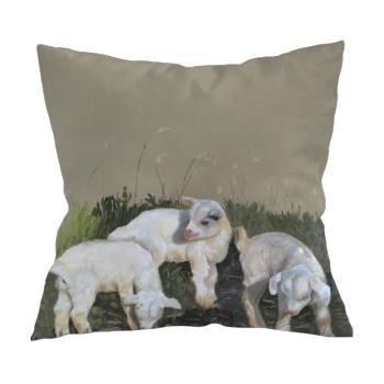 Three brothers Custom Pillowcase