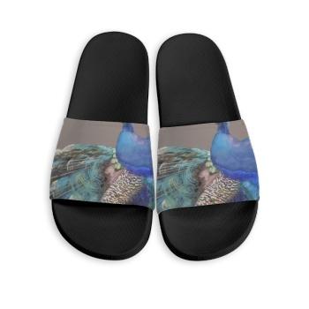 Dancer Custom Slippers Black