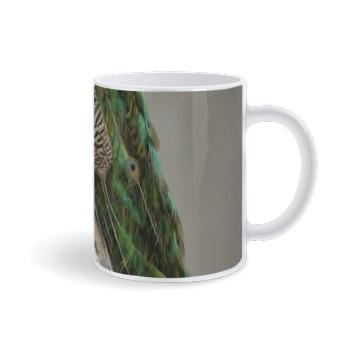 Peacock Custom Mug