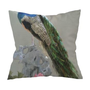 Peacock Custom Pillowcase