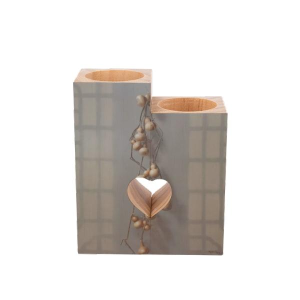 Gourd Custom Candle Holder