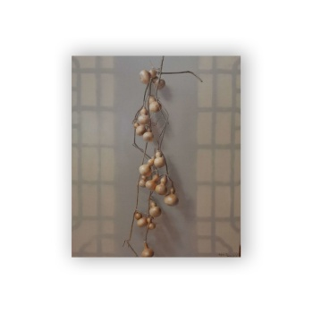 Gourd Custom Hanging Picture Decoration Picture,Canvas Print