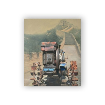 Made in China Custom Hanging Picture Decoration Picture,Canvas Print