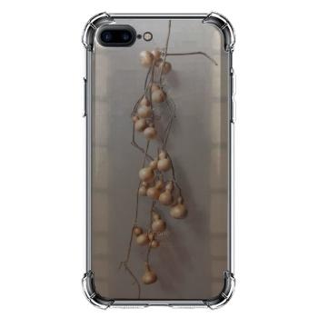 Gourd Custom Transparent Phone Case For Iphone 7 Plus