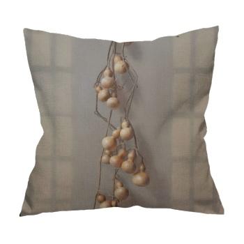Gourd Custom Flax Pillowcase