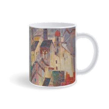 Egret Island  Custom Mug