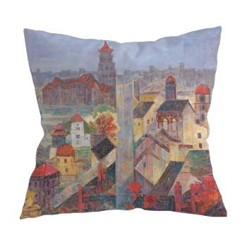Egret Island  Custom Pillowcase