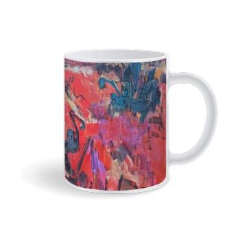 The thriving day Custom Mug