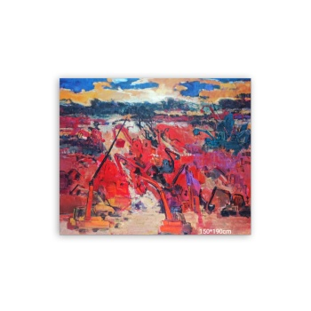 The thriving day Custom Hanging Picture Decoration Picture,Canvas Print