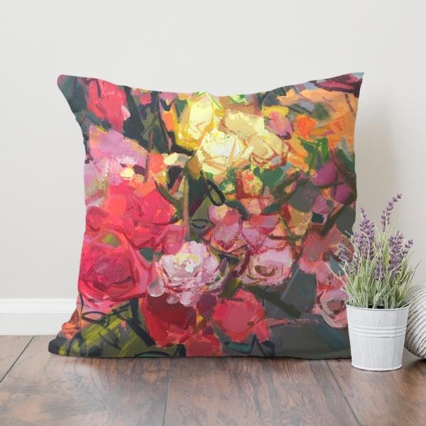 Flower feast 8 Custom Pillowcase