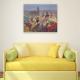 Egret Island  Custom Hanging Picture Decoration Picture,Canvas Print