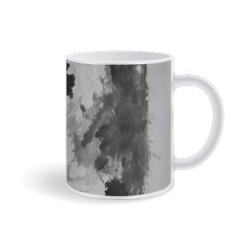 Devout heart Custom Mug