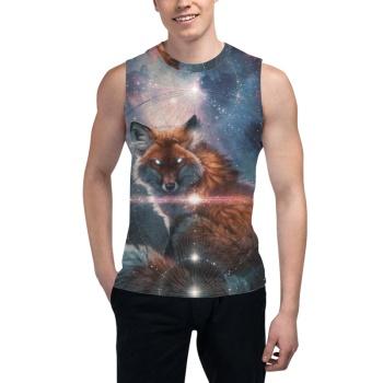 SpiriT Custom Men's Sleeveless T-shirt