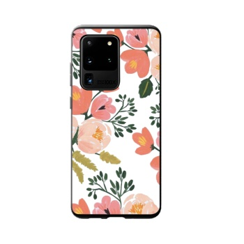 Awesome Flower Custom Phone Case For Samsung