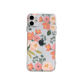 Awesome Flower Custom Phone Case For Iphone