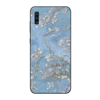 Almond Blossom Custom Phone Case For Samsung