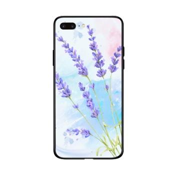 Lavender Custom Phone Case For Iphone
