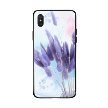 Grass Pampas Custom Phone Case For Iphone