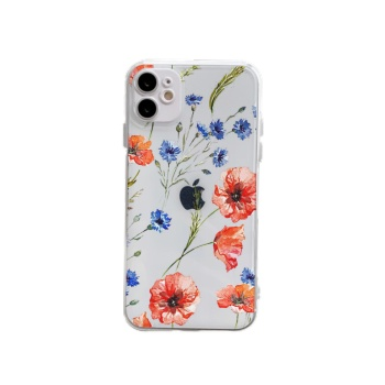 Plant flowers Custom Phone Case For Iphone