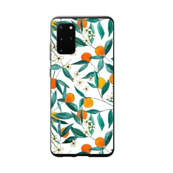 Apricot leaves Custom Phone Case For Samsung