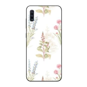 floral print Custom Phone Case For Samsung