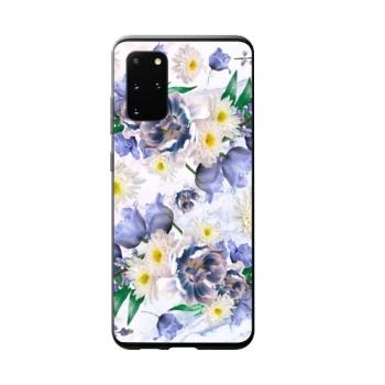 Blue Tulips Custom Phone Case For Samsung
