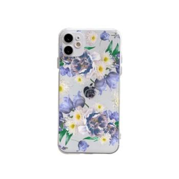 Blue Tulips Custom Phone Case For Iphone