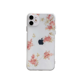 Lilac Sprigs Custom Phone Case For Iphone
