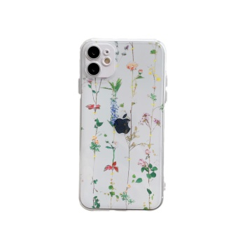 Flowers Custom Phone Case For Iphone