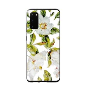 Magnolia flower Custom Phone Case For Samsung