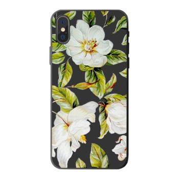 Magnolia flower Custom Phone Case For Iphone