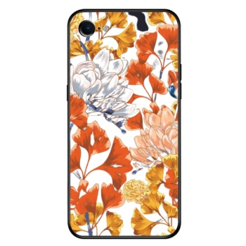 of Tropical Botanicals Custom Phone Case For Iphone