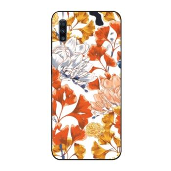 of Tropical Botanicals Custom Phone Case For Samsung