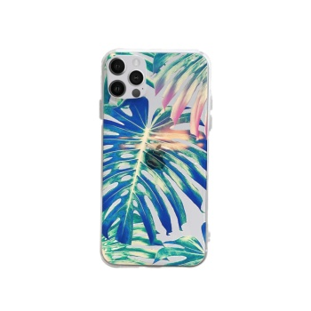 Green Tropical Custom Phone Case For Iphone