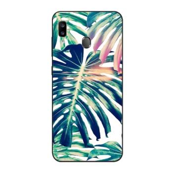 Green Tropical Custom Phone Case For Samsung