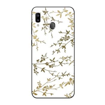 Plum blossom branch Custom Phone Case For Samsung