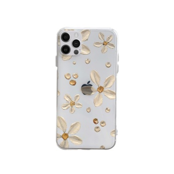 snowflake Custom Phone Case For Iphone