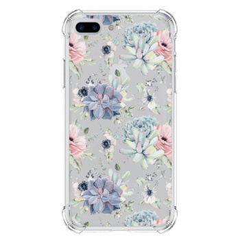 Succulents Custom Phone Case For Iphone
