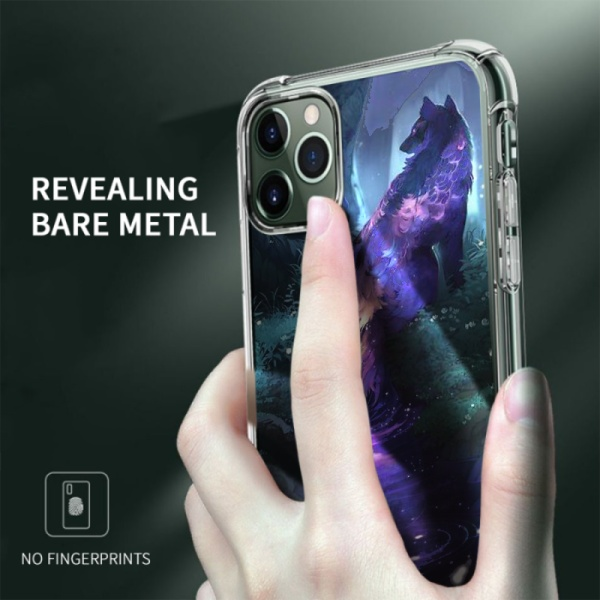burga phone cases Timberwolves Custom Transparent Phone Case for iPhone 11 Pro Max